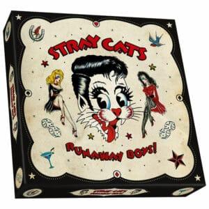 Stray Cats Runaway Boys Vinyl Boxset