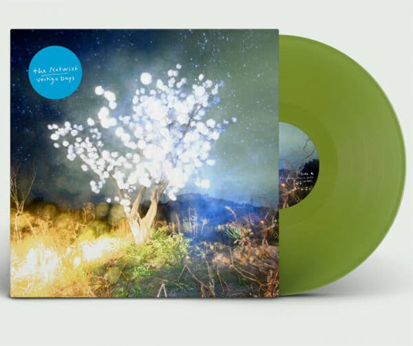 The Notwist Vertigo Days Olive Vinyl