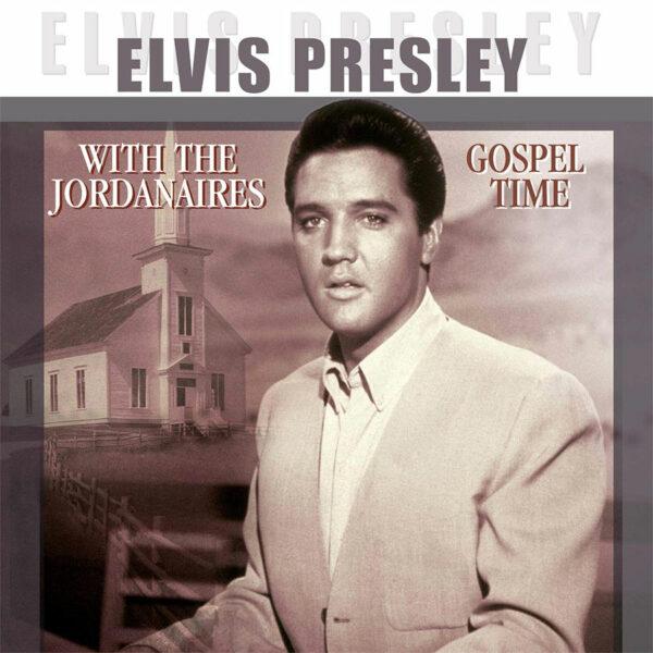 Elvis Presley Gospel Time Vinyl