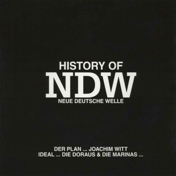 History of NDW Vinyl