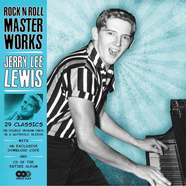 Jerry Lee Lewis Rock'n'Roll Master Works Vinyl