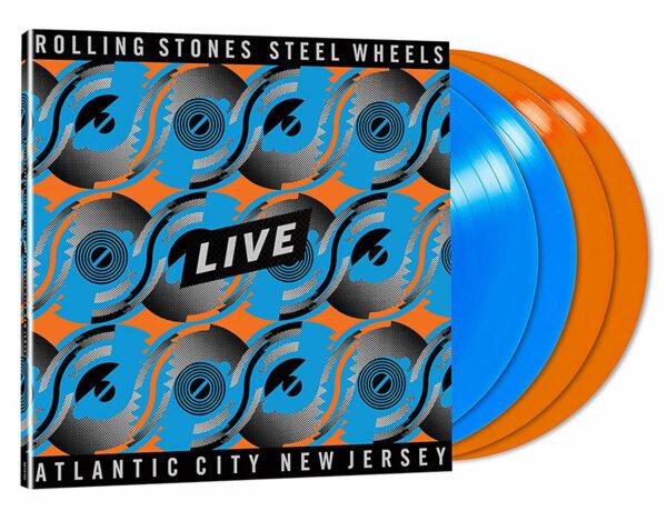 Rolling Stones Steel Wheels Live