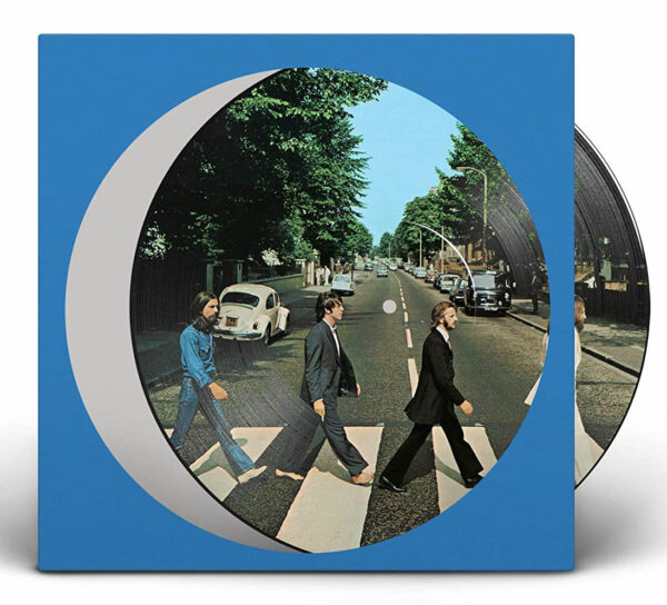 The Beatles Abbey Road Picture LP