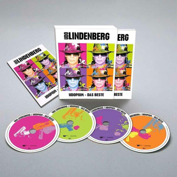 Udo Lindenberg Udopium CD
